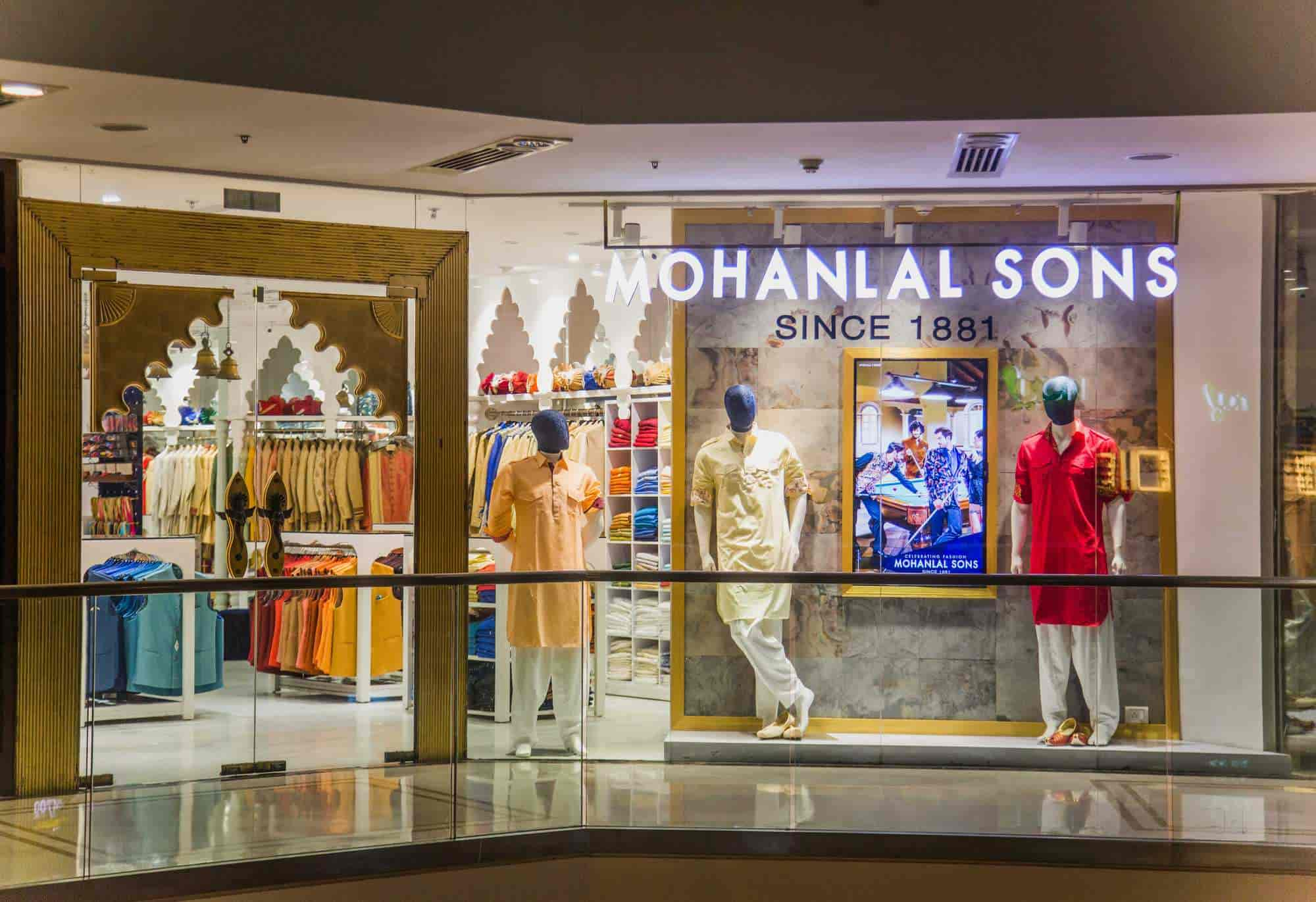 Mohanlal & Sons, Bareilly Road - Sherwani Retailers in