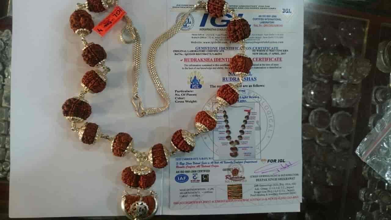 Shiv Kripa Rudraksh Kendra, Kankhal - Rudraksha Wholesalers