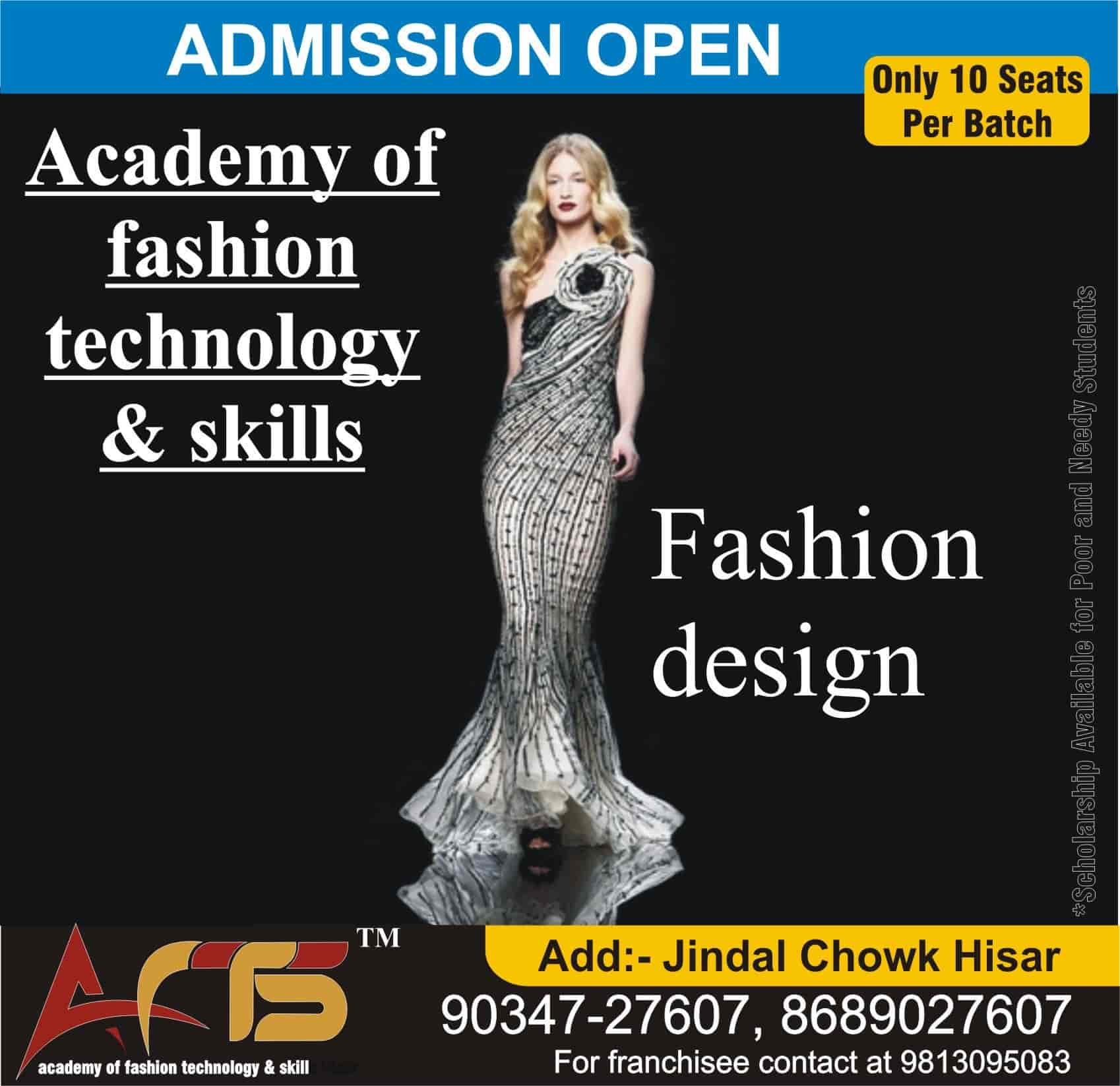 Top 10 Fashion Designing Institutes In Hissar Best Fashion Designing Colleges Justdial