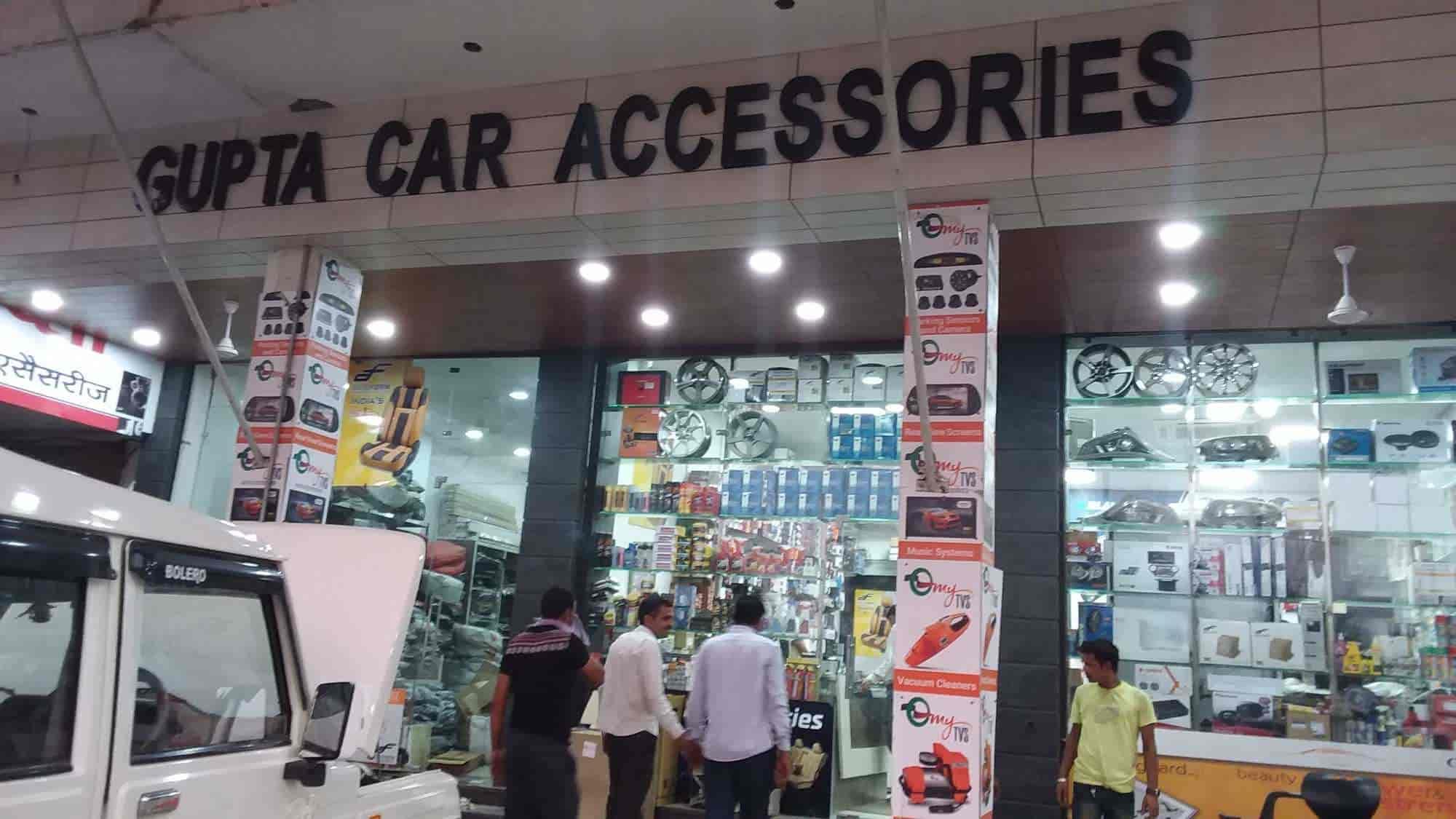 Auto Accessories Store >> Gupta Car Accessories Auto Market Car Accessory Dealers