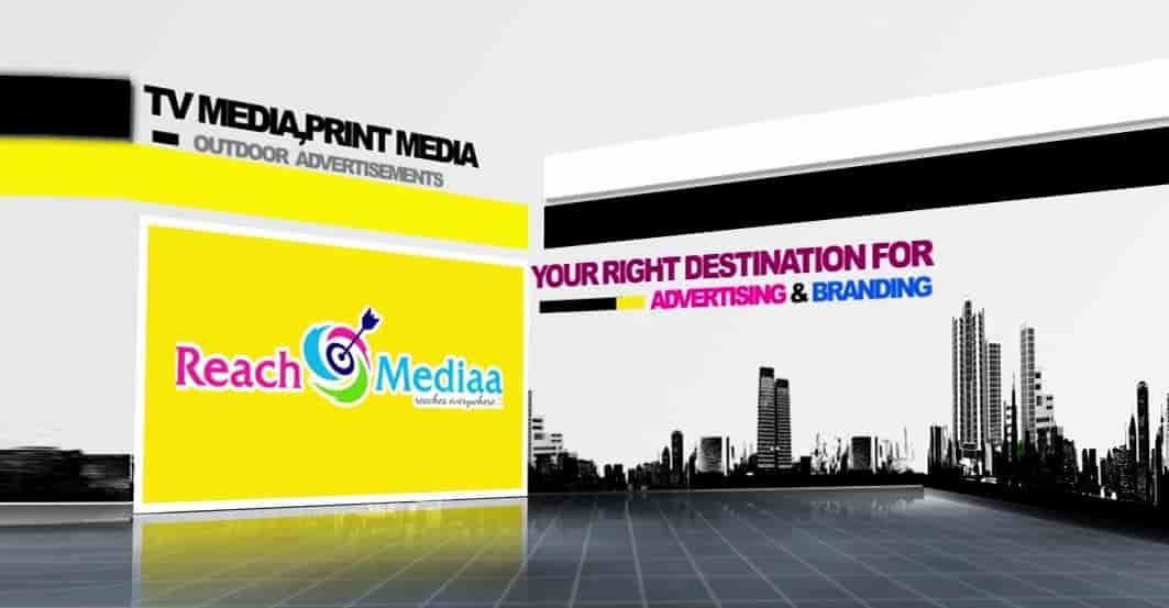 Reach Mediaa, Hosur Ho - Flex Printing Services in Hosur