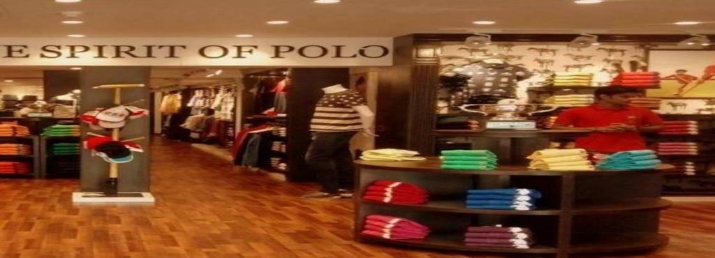 U S Polo Assn Avani Riverside Mallshibpur Kolkata Readymade - Us assn polo map