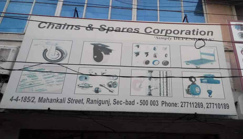Chains Spares Corp Head Office In Ranigunj Secunderabad Hyderabad