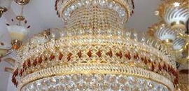 Chandelier Dealers in Ranigunj-Secunderabad, Hyderabad - Chandlier ...