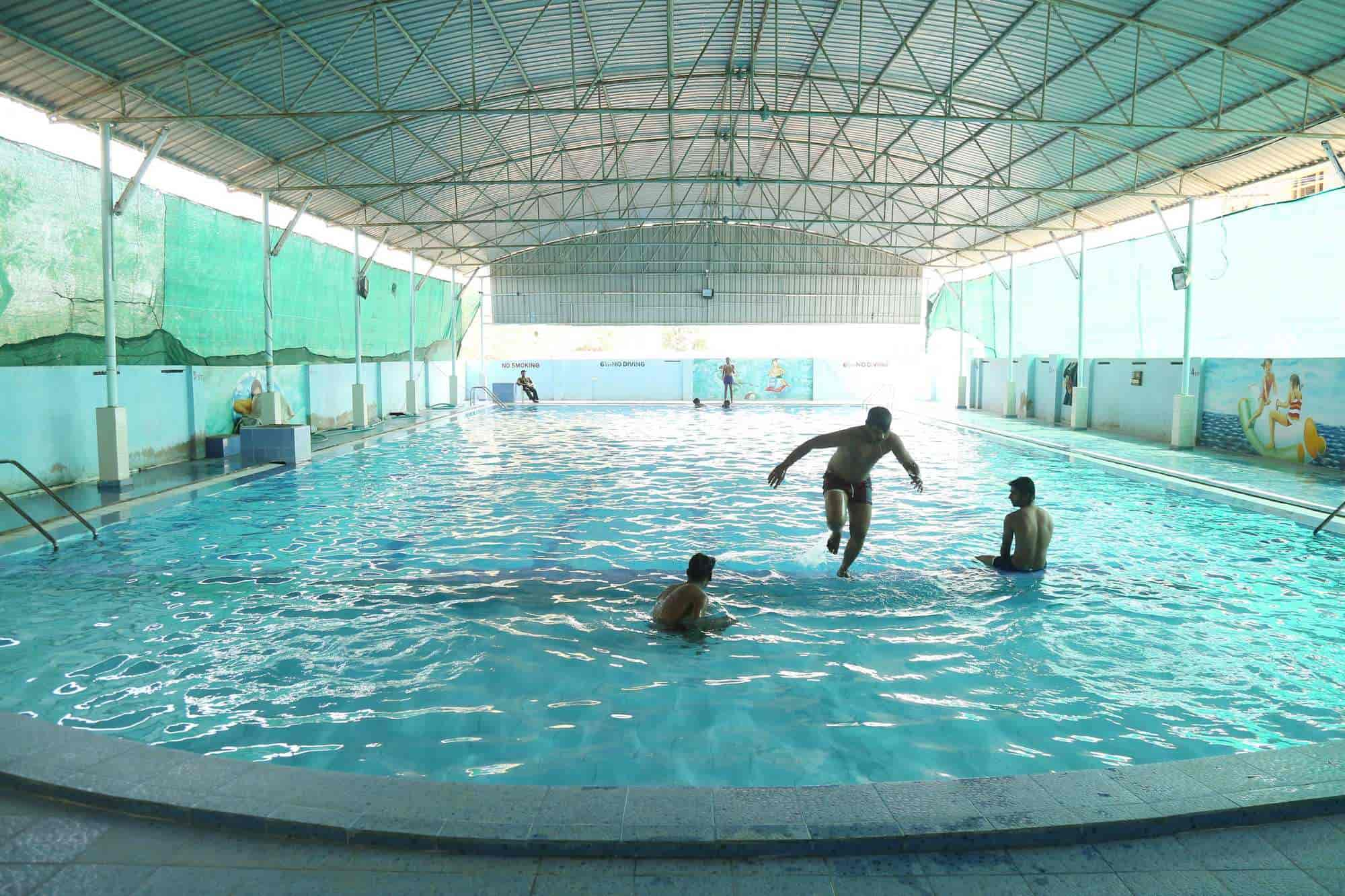 BJ & Sons Indoor Swimming Pool & Fitness Centre B N Reddy Nagar