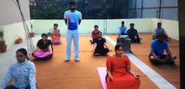 Top Yoga Classes For Polycystic Ovarian Syndrome in Kondapur