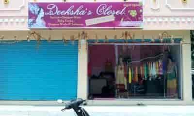 Deeksha Closet
