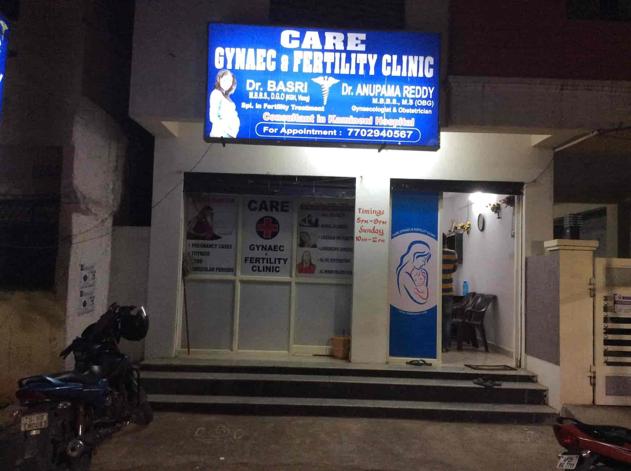 gynaecologist in continental hospital hyderabad