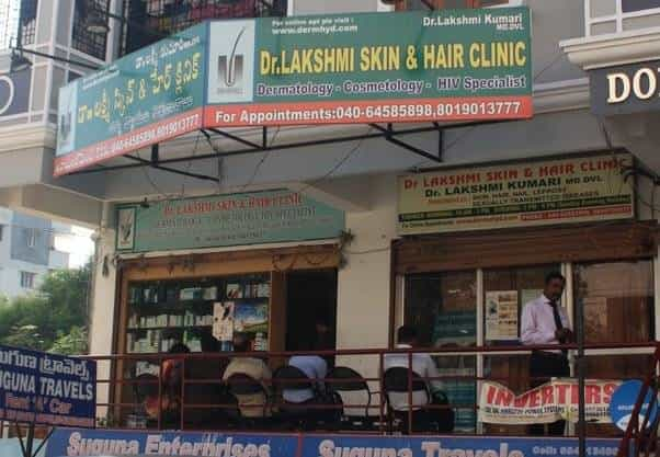 Dr  Lakshmi Skin & Hair Clinic - Dermatologists - Book