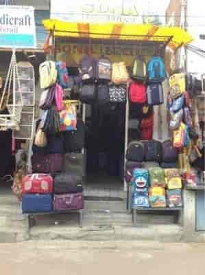 Sona Leather Avenue, Secunderabad, Hyderabad - Luggage Bag Dealers ...