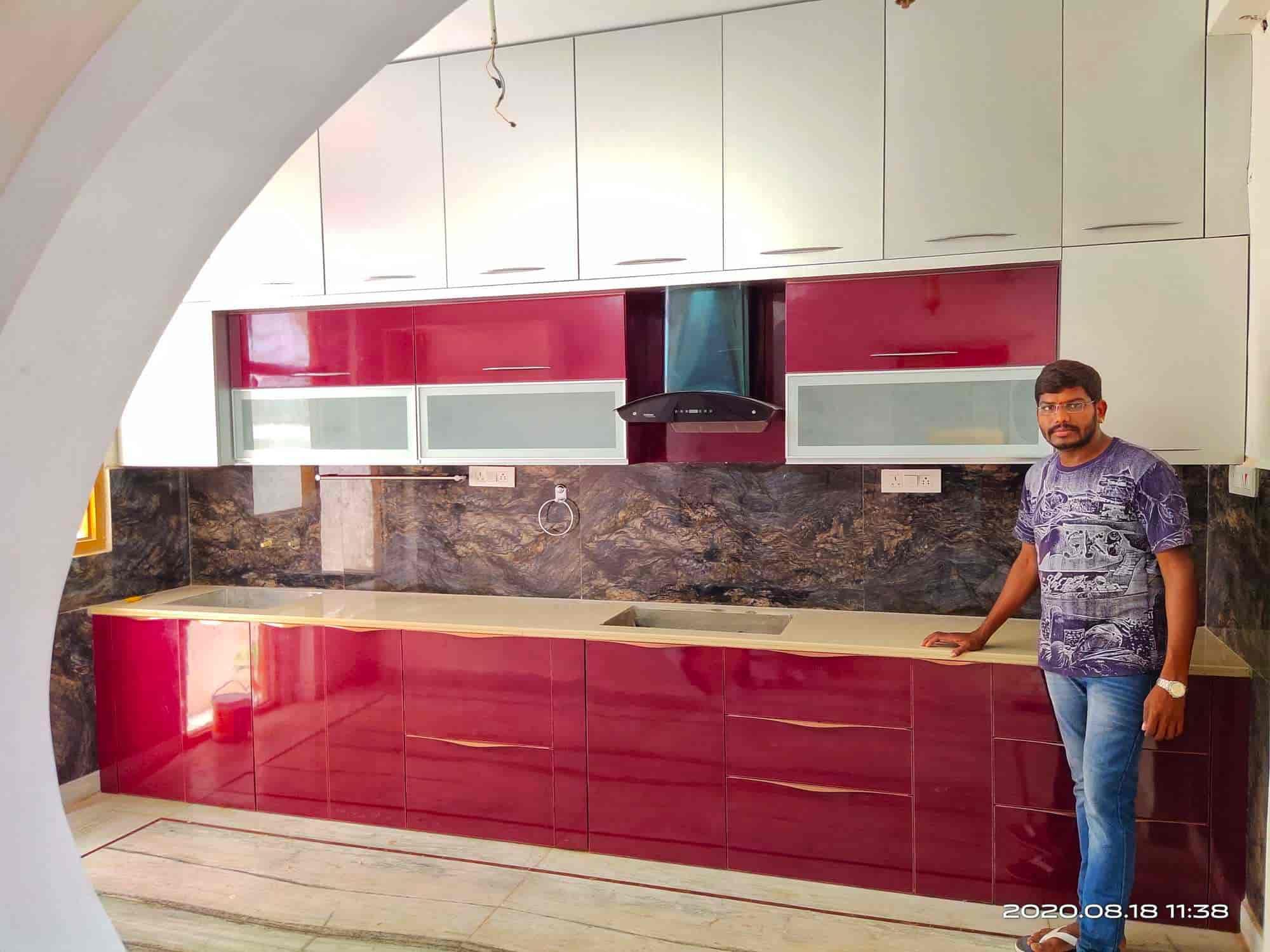Top 100 Modular Kitchen Manufacturers In Hyderabad म ड लर क चन मन फक चरर स ह दर ब द Best Kitchen Furniture Designers Justdial