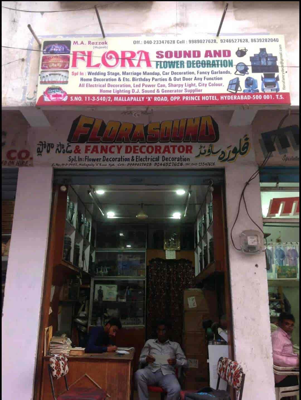 Flora Sound Fancy Decorator