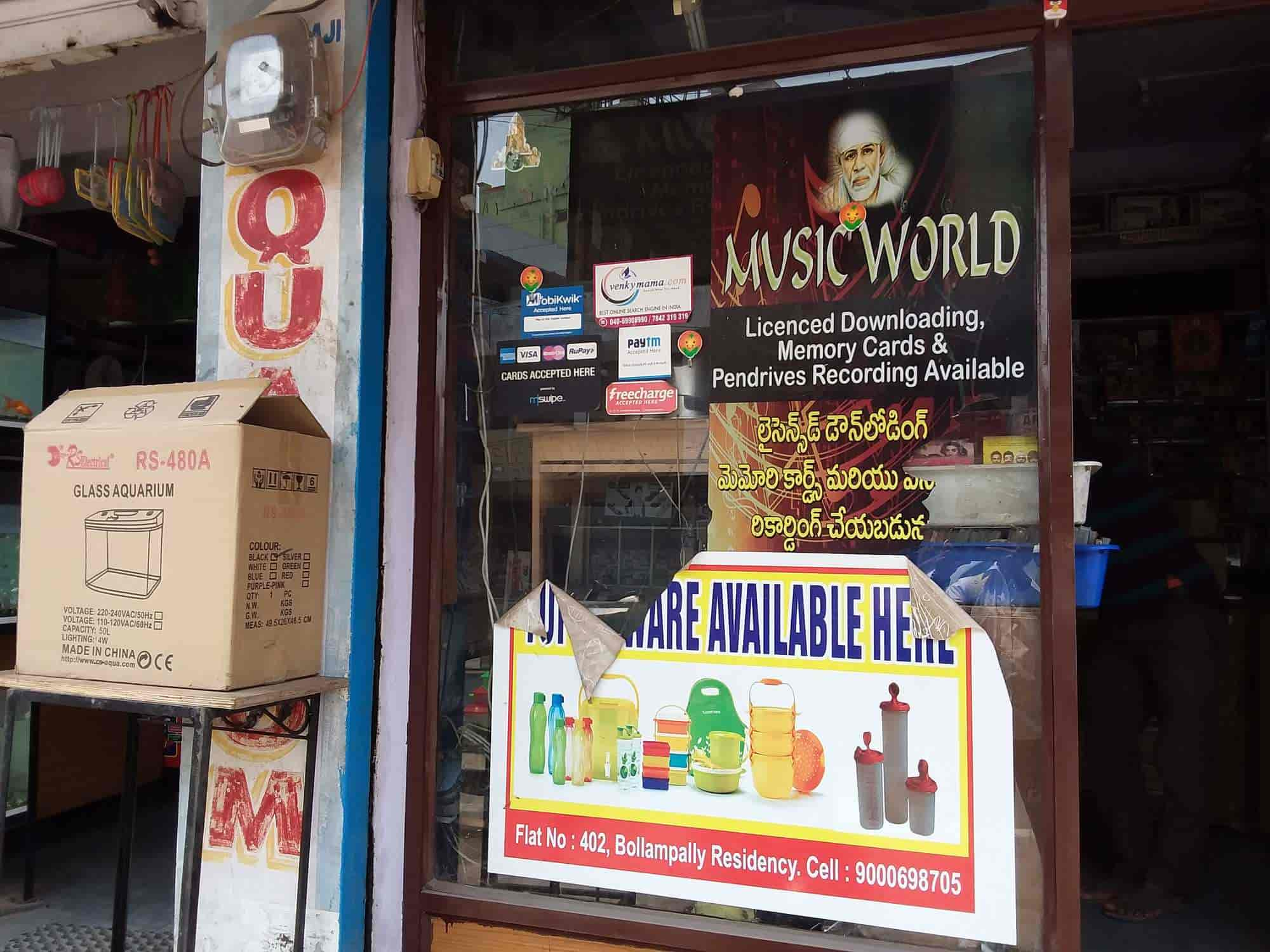 Music World Photos, Malkajgiri, Hyderabad- Pictures & Images