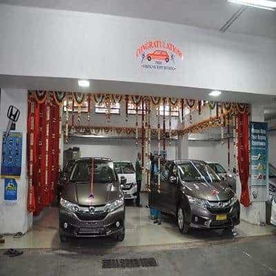 Pride Honda, Madhapur - Car Dealers-Honda in Hyderabad