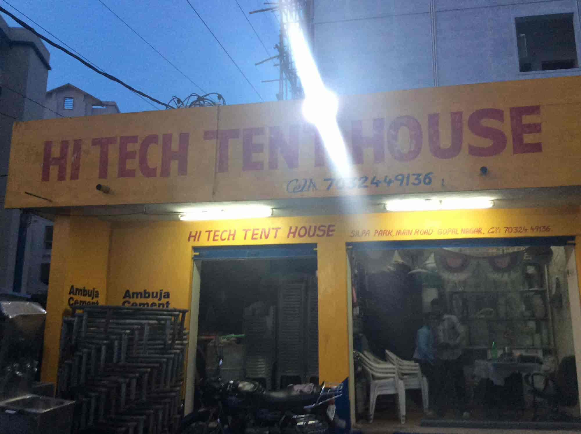 Hi Tech Tent House & Hi Tech Tent House Miyapur - Tent House in Hyderabad - Justdial