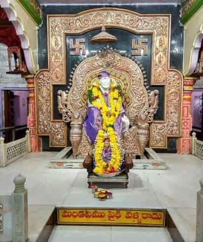 Sri Shirdi Sai Baba Temple Photos, , Hyderabad- Pictures