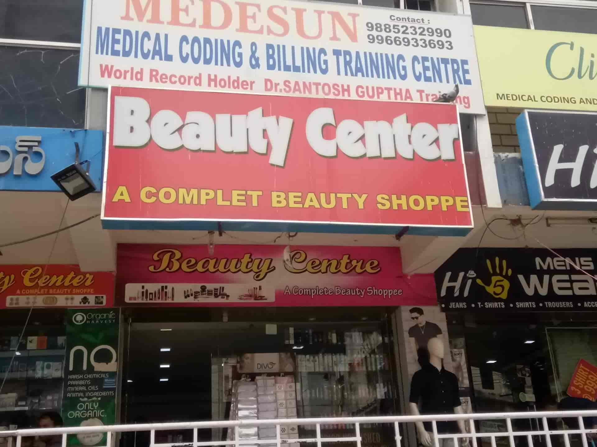 Beauty Center, Ameerpet - Cosmetic Dealers in Hyderabad