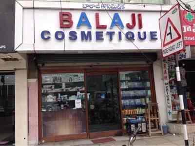 Balaji Cosmetique, Basheer Bagh - Cosmetic Dealers in