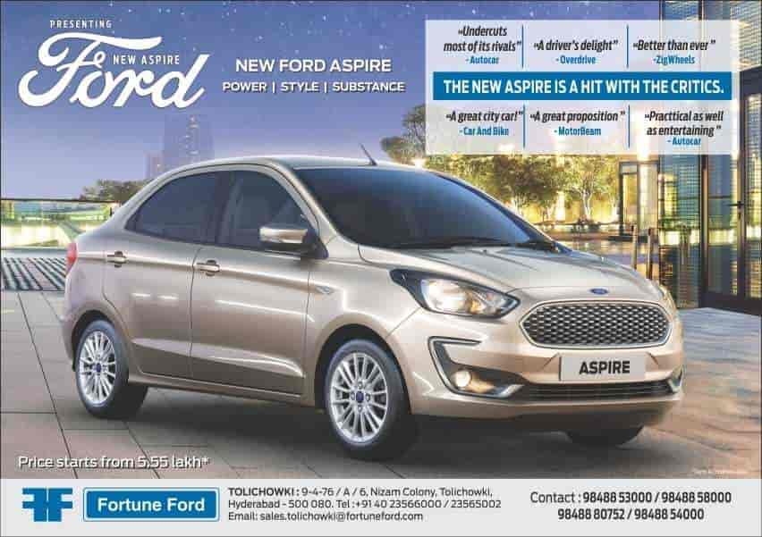 Top 10 Ford Car Showrooms In Hyderabad Best Ford New Car Models Justdial