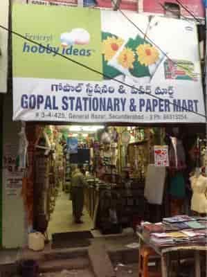 Top 100 Paper Wholesalers in Hyderabad