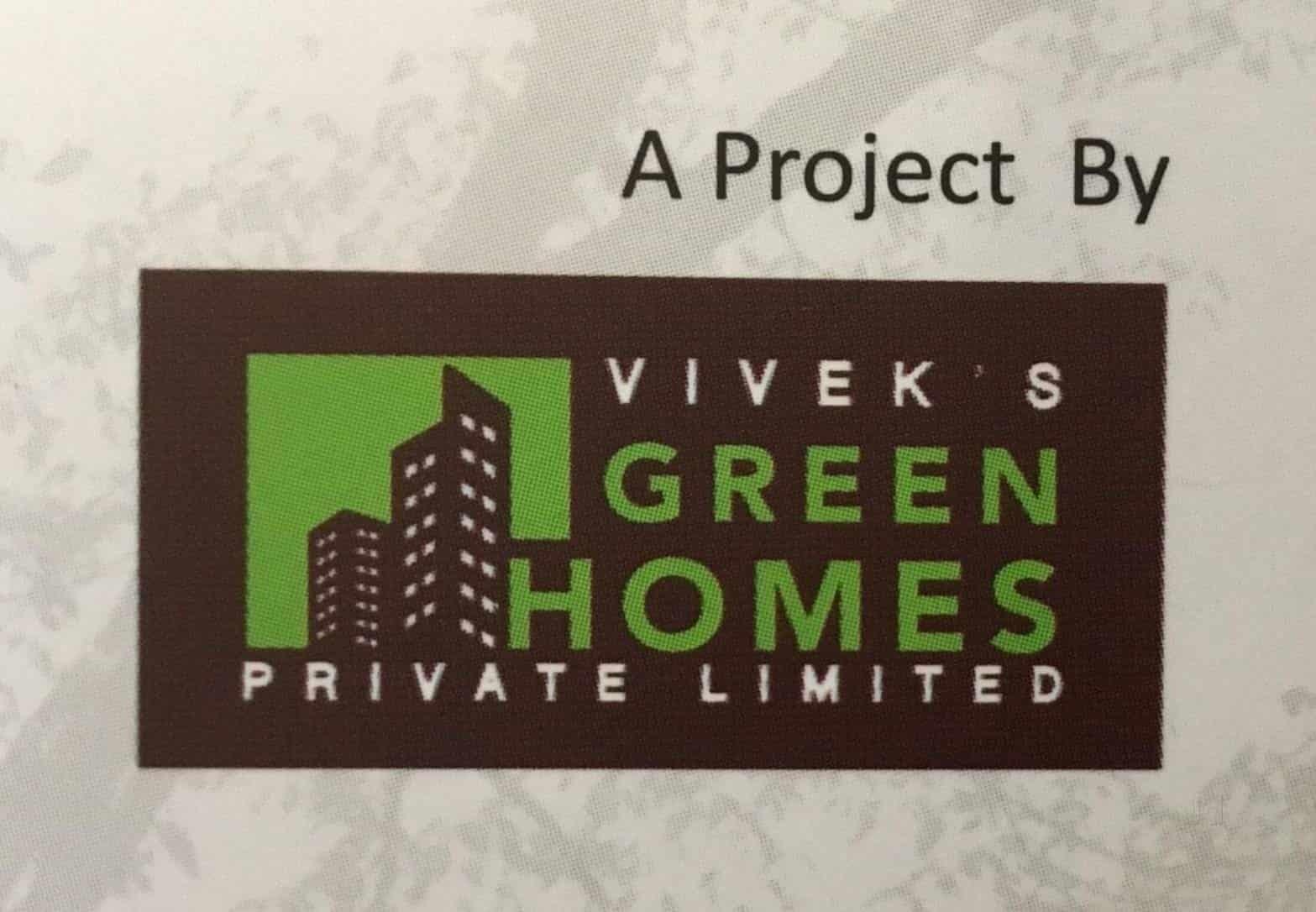 Vivek S Green Homes Pvt Ltd, Alwal - Construction Companies