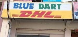 Top Blue Dart Courier Services in Vivekananda Nagar
