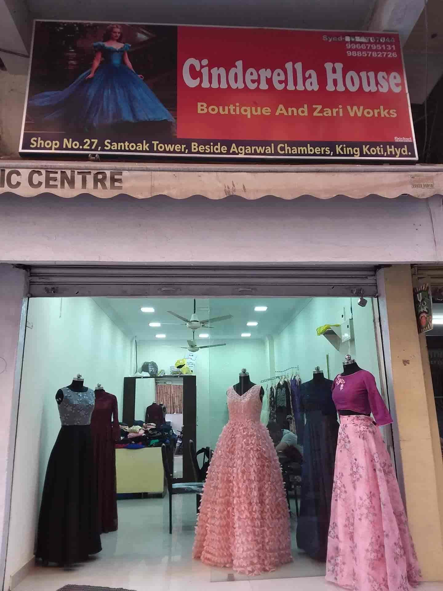Cinderella Imported Shoppe In Jubilee Hills Hyderabad