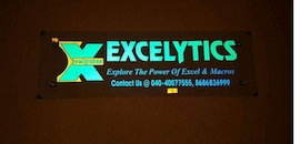 Top MS Excel Training Institutes in Kondapur - Best MS Excel