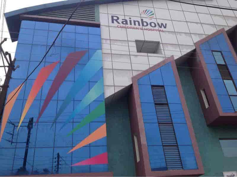 Rainbow Children's Hospital & Birthright, Vikrampuri Colony