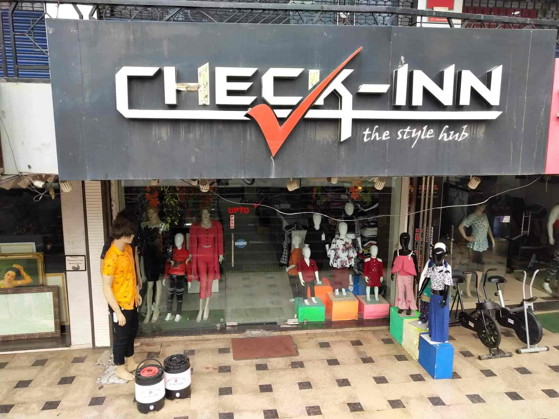 Check Inn, Janjeerwala Square - Readymade Garment Retailers