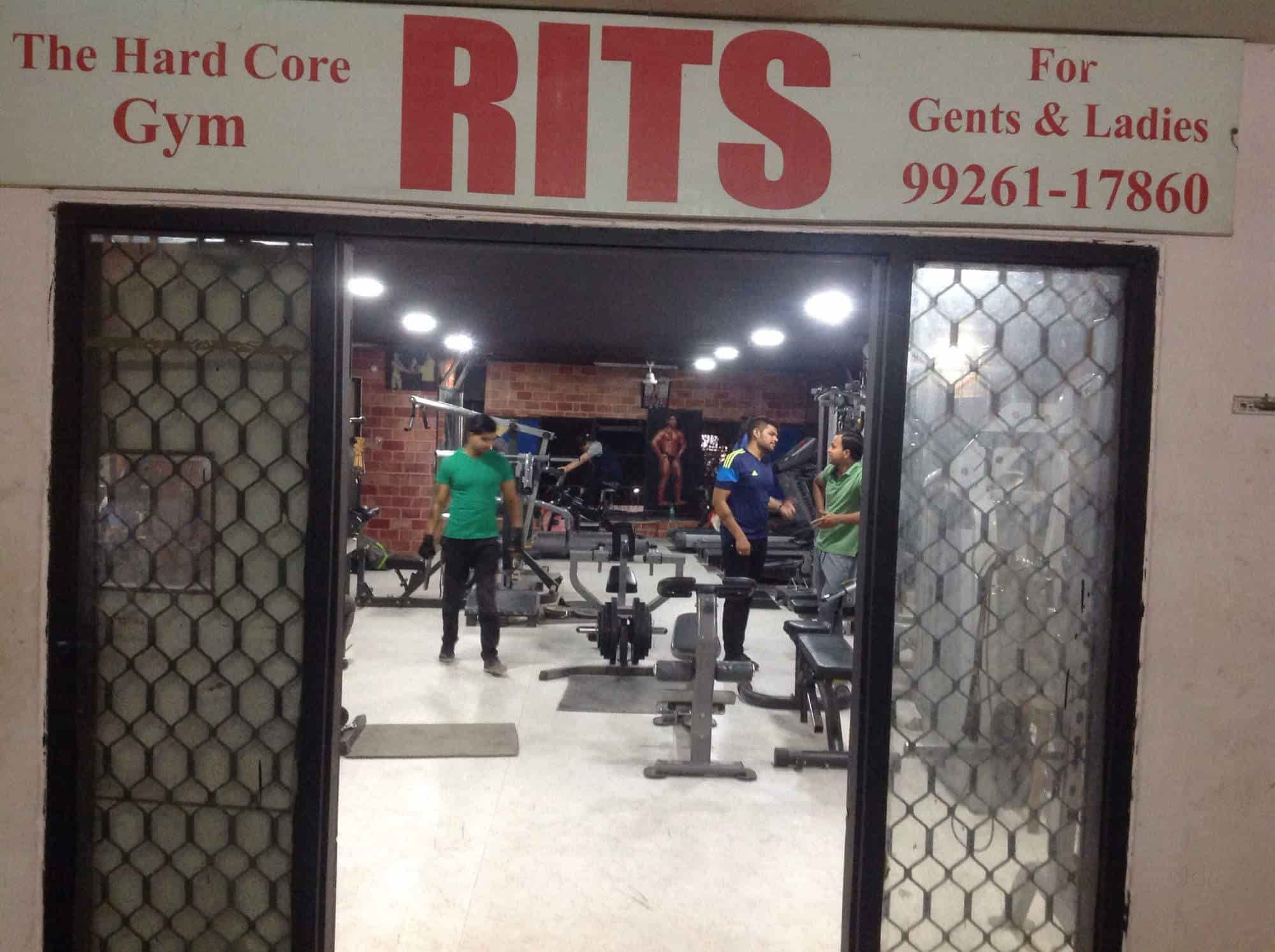 RITS The Hardcore Gym, Old Palasia - Gyms in Indore - Justdial