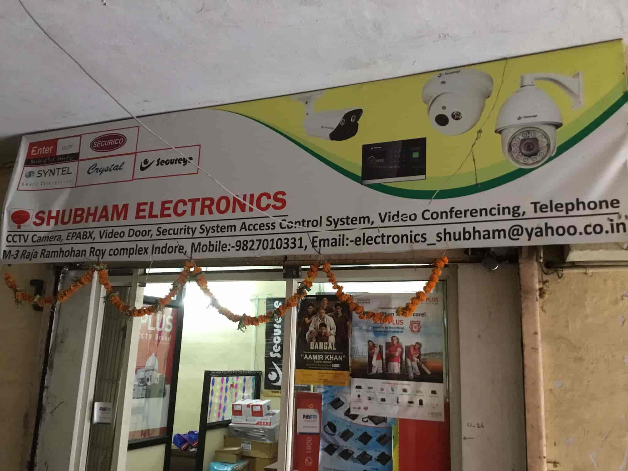 Shubham Electronics M T H Compound Subham Wiring Texecom Bell Box Electrical Shops In Indore Justdial