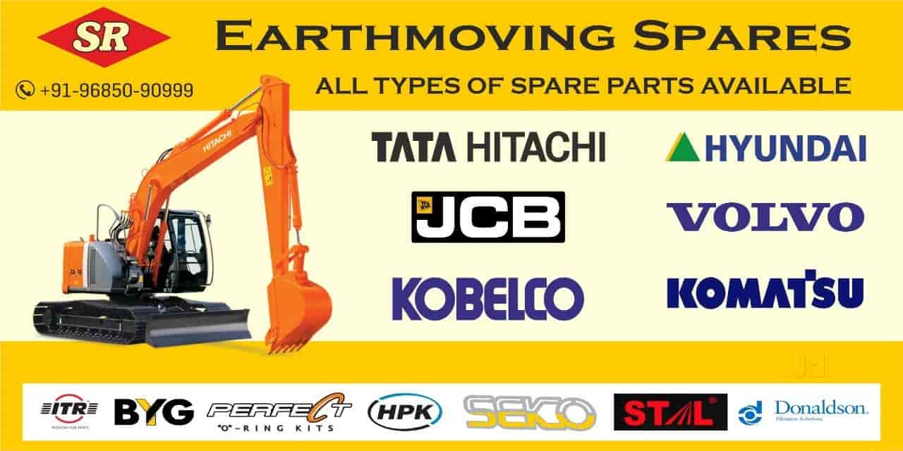 SR Earthmovers, New Siyaganj - Earthmover Dealers