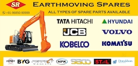 Top Komatsu Excavator Spare Part Dealers in Indore - Best