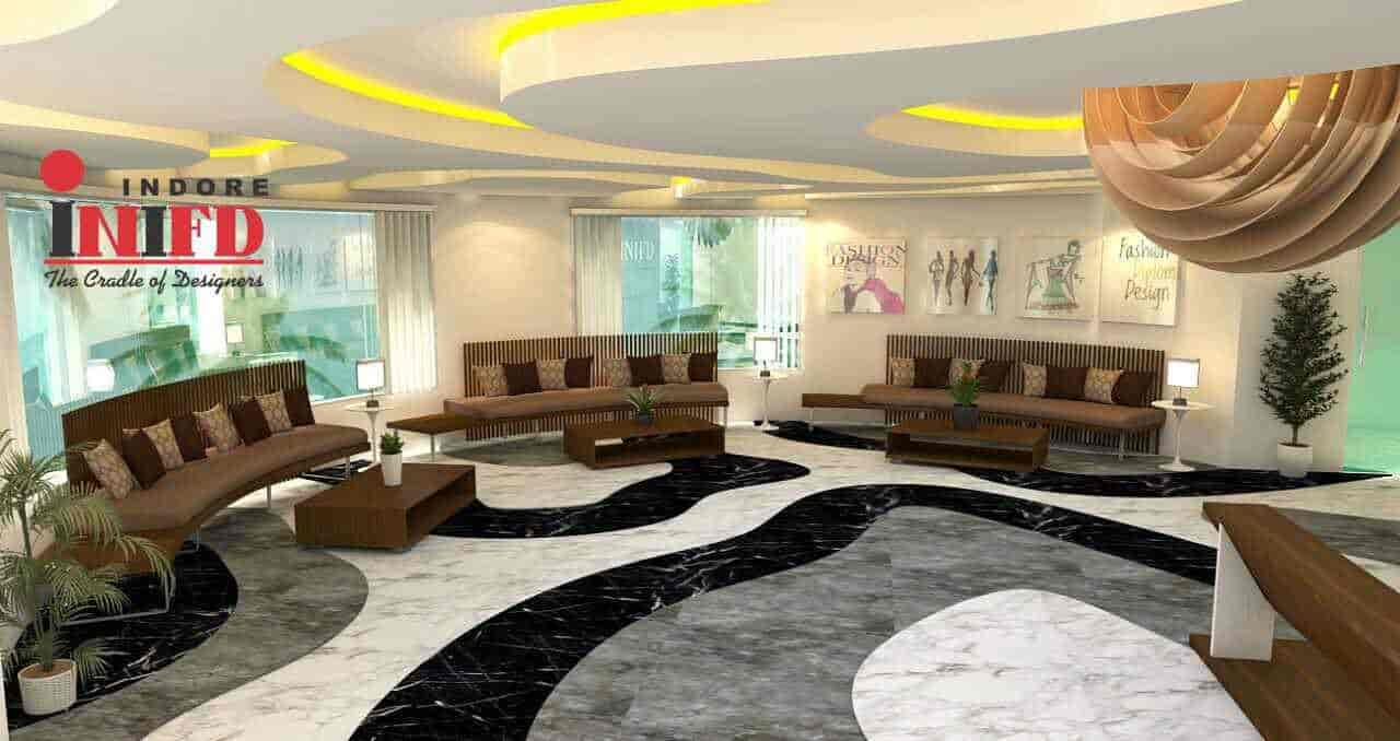 interior design course in jabalpur distance