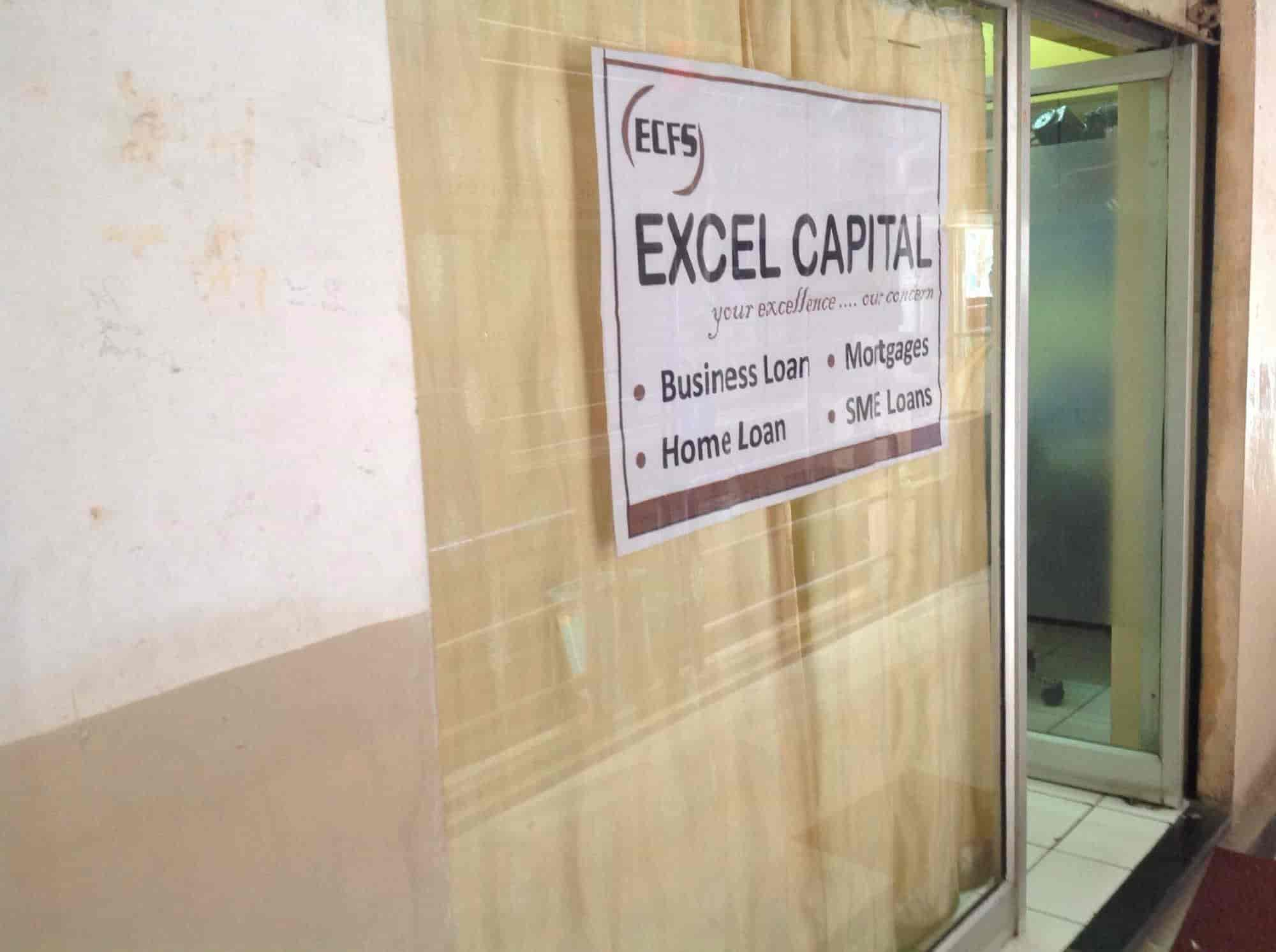 excel capital financial services mg road finance companies in