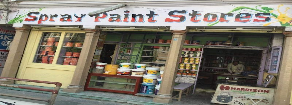 Spray Paint Store M I Road Paint Dealers In Jaipur Justdial