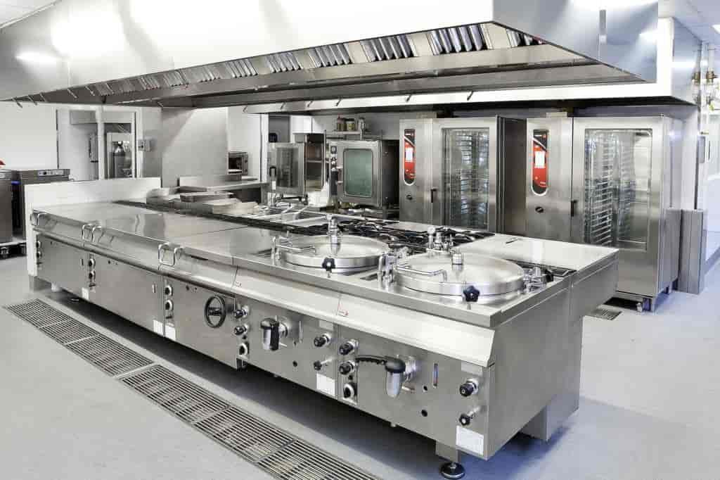 Charmant Venus Kitchen Equipments