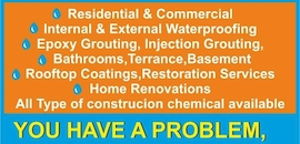 Top 20 Dr Fixit Waterproofing Product Dealers in Jaipur