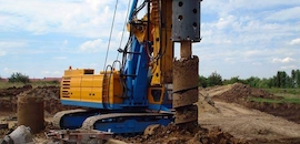 Top Piling Rigs On Hire in Jaipur - Best Piling Rigs On Rent