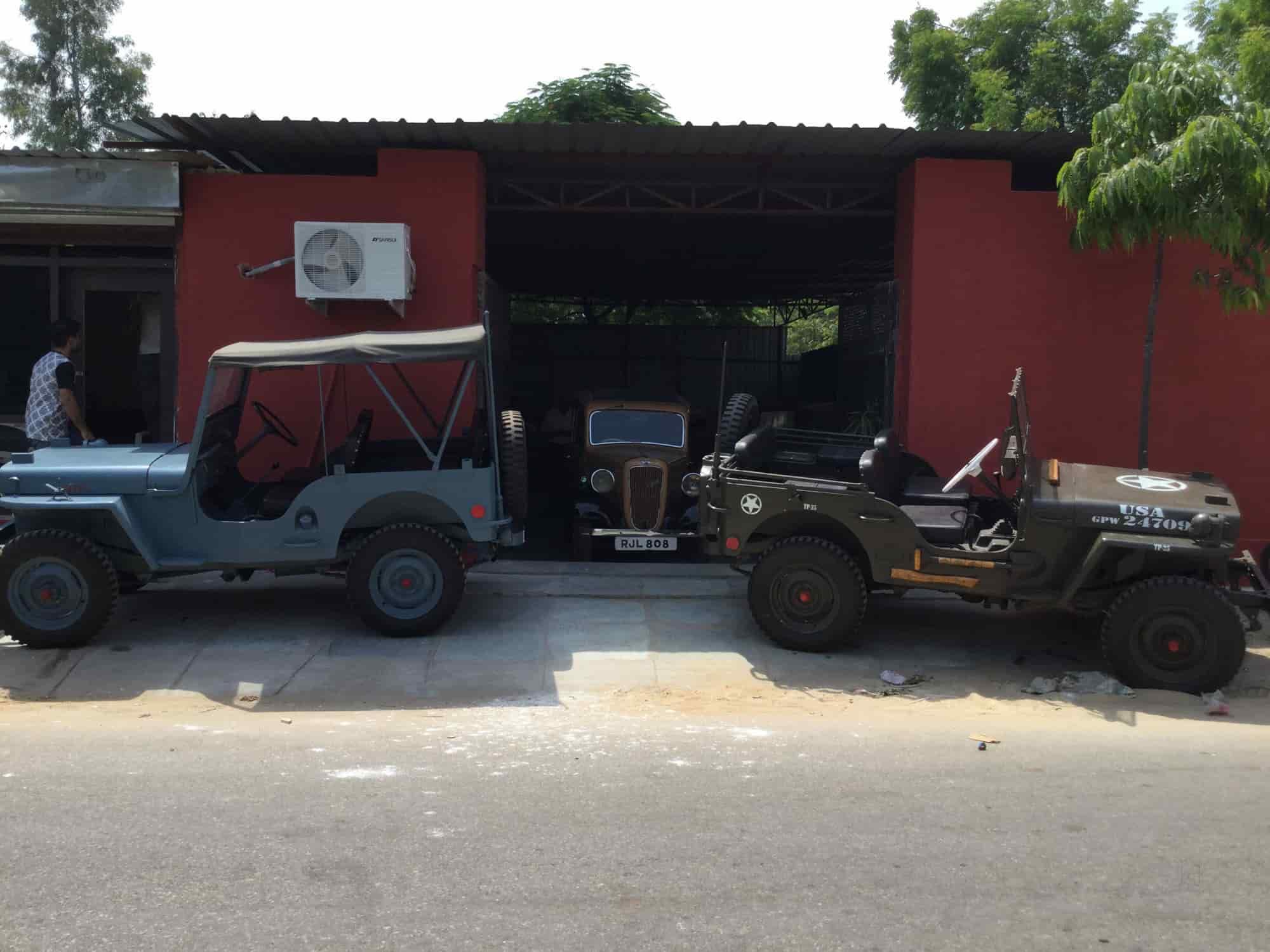 Kapurs Vintage Cars, Ajmer Road - Vintage Car Restoration Services ...