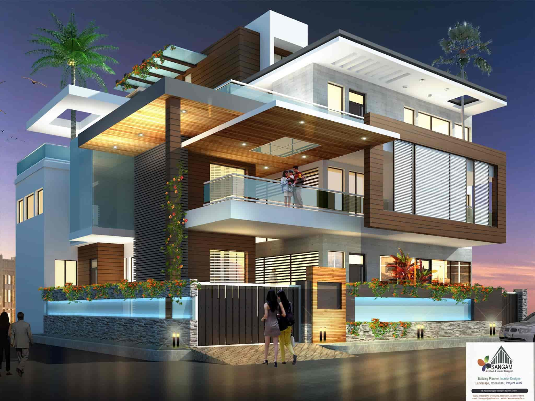 Sangam architect interior designer nirman nagar architects in jaipur justdial