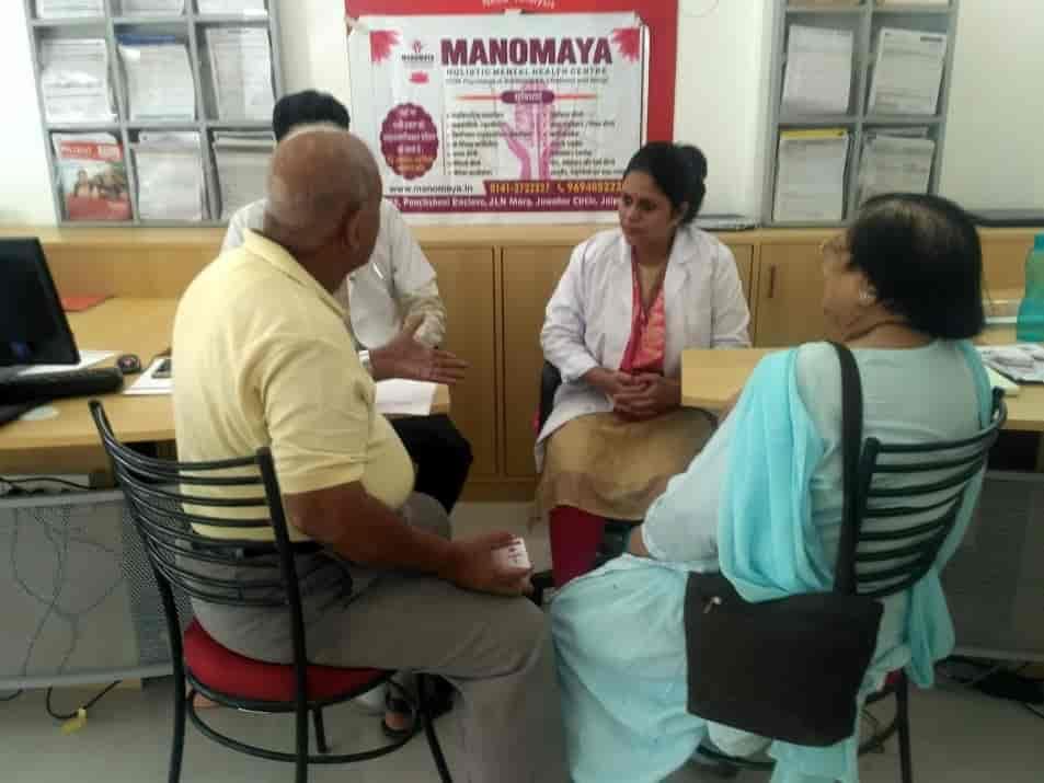Manomaya Holistic Mental Health Centre - Neuropsychiatrist