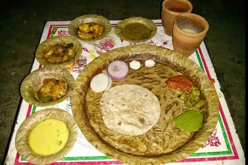Image result for Kanchan Kesari rajasthani thali