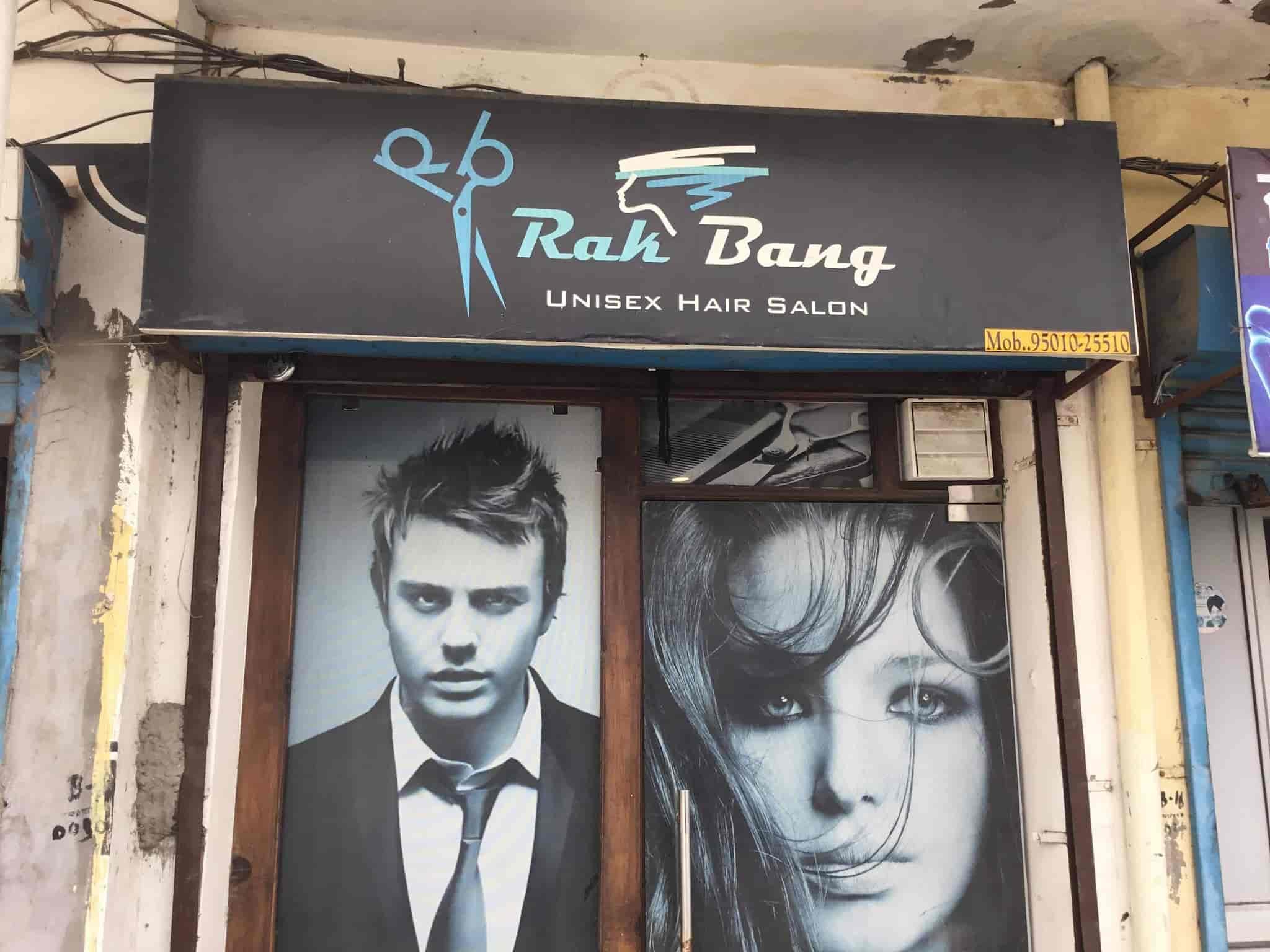 Men Hair Salon Banner Design