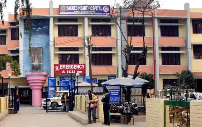 Sacred Heart Hospital, Grain Market - Multispeciality
