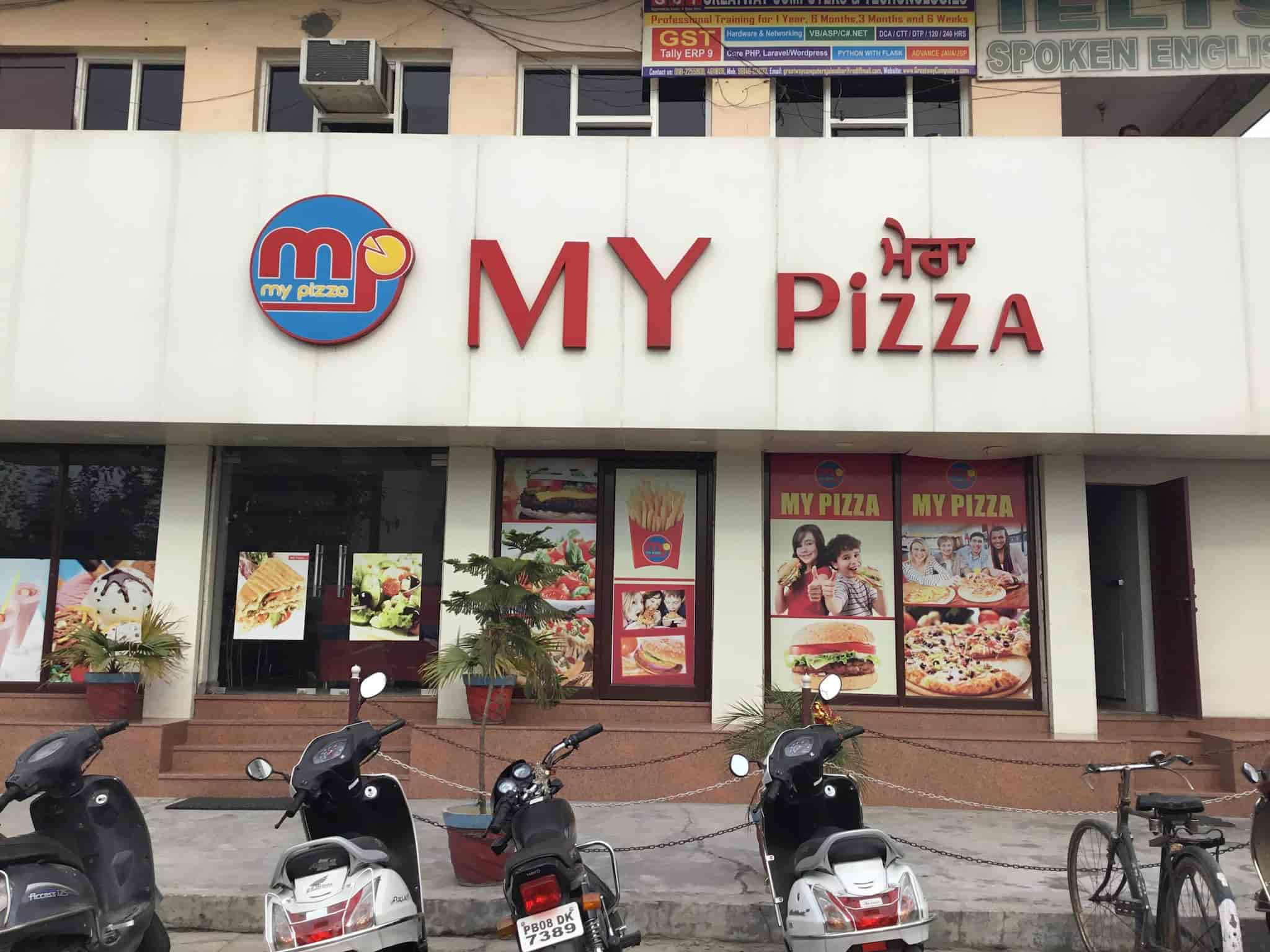 My Pizza, Jalandhar City, Jalandhar - Fast Food - Justdial
