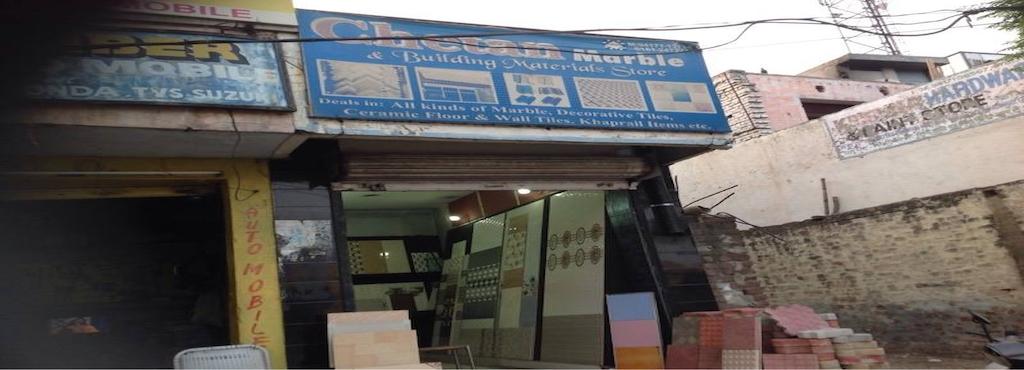 chetan marble building materials store jalandhar city tile