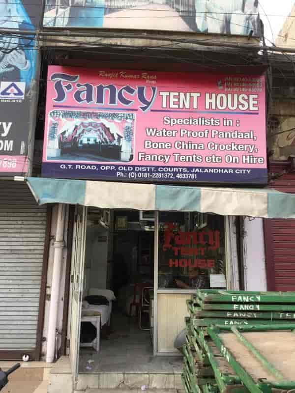Fancy Tent House & Fancy Tent House Jalandhar City JALANDHAR - Caterers - Justdial