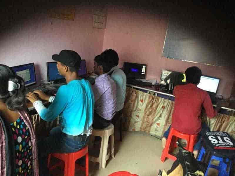 Basic Training Institutes in Laxmipur, Jamui - Computer